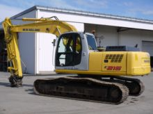 2006 New Holland E 215 LC