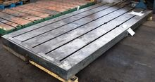 Used T-Slotted Bed P