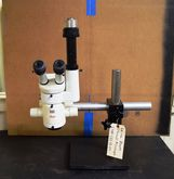Leica M Stereo Microscope 12218