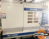 2000 Okuma MCV4020 6151