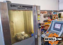 2001 Deckel Maho DMC 63V 6213