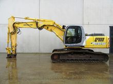 2006 NEW HOLLAND KOBELCO E265