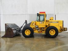 Used 2000 VOLVO L120