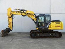 2012 NEW HOLLAND E175LCT #4057