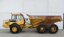 1995 VOLVO A25C #5859
