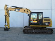 2011 CATERPILLAR 312DL #5866