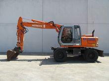 2001 FIAT-HITACHI EX135W #6003