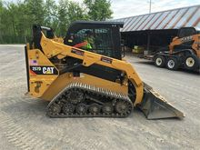 Used CATERPILLAR 257