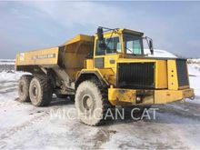 1996 Volvo A35C Articulated Dum