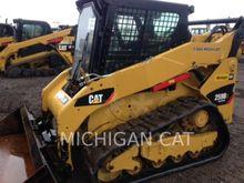 2013 Caterpillar 259B3 CQ Skid