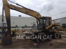 1996 Caterpillar M318 Wheeled e
