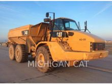 2010 Caterpillar 740 T Articula