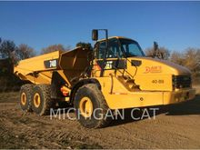 2009 Caterpillar 740 T Articula