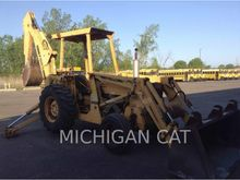 1988 Ford 545 Rigid Backhoes