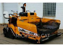 2012 Leeboy 8500B Asphalt Paver