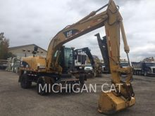2005 Caterpillar M318C Wheeled