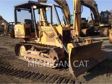 1996 Case 550G Track bulldozers