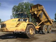 2008 Caterpillar 740 T Articula