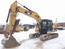 2011 Caterpillar 320DL PM Track