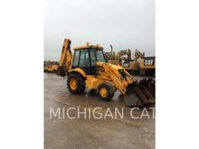 2000 JCB 214 Rigid Backhoes