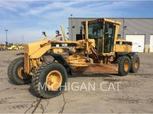 2004 Caterpillar 143H Motor gra