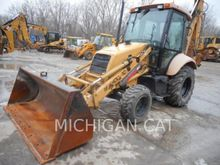 1996 Ford 575E Rigid Backhoes