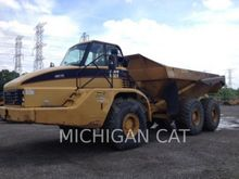 2005 Caterpillar 735 T Articula