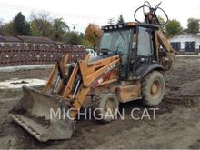2002 Case 580SM Rigid Backhoes