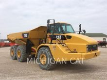 2010 Caterpillar 740 Articulate