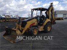 2008 Caterpillar 430E Rigid Bac