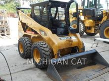 2011 Caterpillar 252B3 A2Q Skid