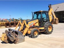 2012 Case 590SN Rigid Backhoes