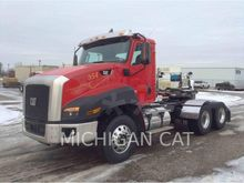 2014 Caterpillar CT660 T13A6 Tr