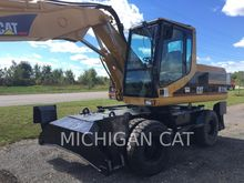 1997 Caterpillar M318 Wheeled e