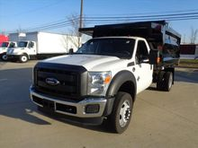 2016 Ford F-550 Chassis XLT