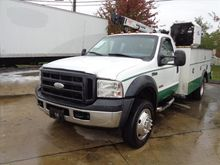 2006 Ford F-550 Chassis