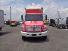 2006 Hino 268 Box Truck/Straigh