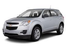 2011 Chevrolet Equinox LS SUV 4