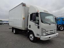 2009 Isuzu Npr Box Truck/Straig