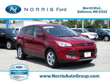 2016 Ford Escape SE SUV Duratec