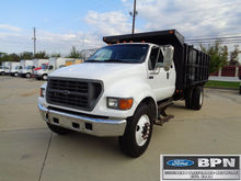 2003 Ford F-650 Chassis