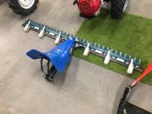 2016 BCS mower drive with beams