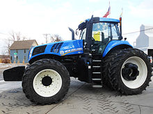 2014 New Holland T8.410 4wd tra