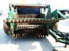 Summers 600 rock picker with 3