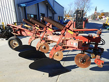 White 508 3 bottom furrow plow