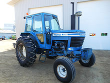 1978 Ford 7700 2wd tractor with