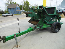 Summers 600 rock picker