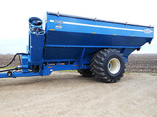 2011 Kinze 1050 Harvest Command