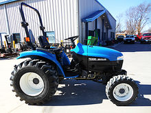 2000 New Holland TC33D 4wd comp
