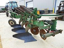 White 548 3-bottom plow
